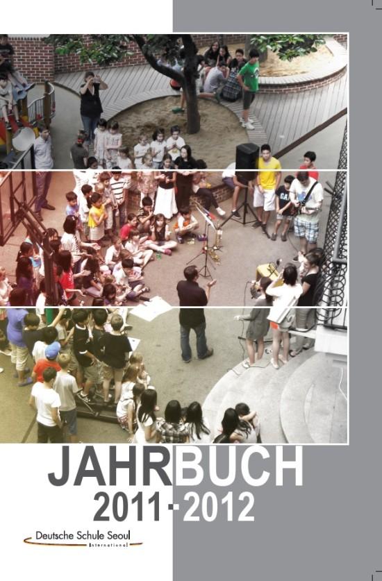 Jahrbuchvorderseite 2011-12