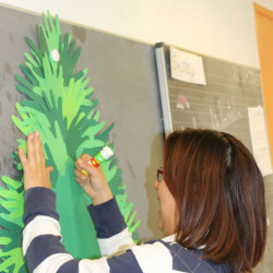 Weihnachtsbasteln 2 Klasse.Weihnachtsbasteln In Klasse 2 Deutsche Schule Seoul International