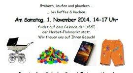 20141014 Flohmarkt