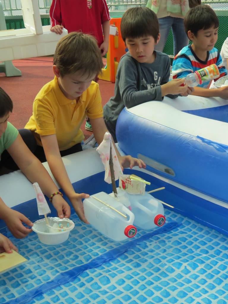 Ahoi! Ein Segelboot-Projekt in der 1. und 2. Klasse › Deutsche ...
