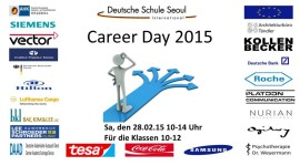 20150223 Career day Veranstaltungshinweis 2015