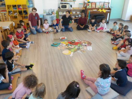 Chuseok Im Kindergarten Deutsche Schule Seoul International